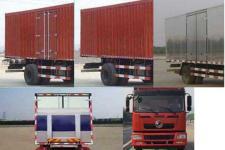 东风牌EQ5180XXYGD5D型厢式运输车图片