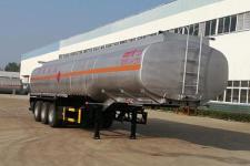 神狐13米30吨3轴运油半挂车(HLQ9401GYY)