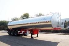 青特11.4米31.5吨3轴鲜奶运输半挂车(QDT9402GNY)