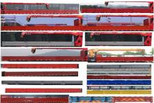 十通牌STQ5188JSQ5型随车起重运输车图片