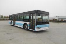 10.5米|18-42座亚星纯电动城市客车(JS6108GHBEV10)