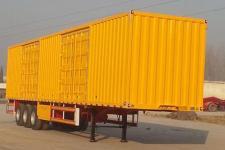 鑫万荣12.5米31.8吨3轴厢式运输半挂车(CWR9402XXY)