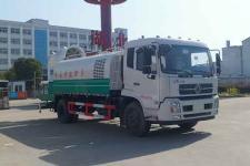 中汽力威牌HLW5180TDY5DF型多功能抑尘车