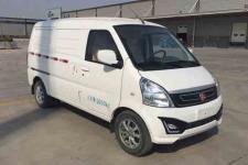 陕西电牛2号系列2座电动面包货车
