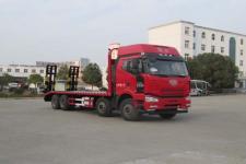 解放挖机平板拖车
