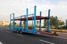 广大鸿远11.1米9.6吨2轴中置轴车辆运输挂车(GHY9170TCL)