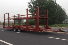 广大鸿远11.9米7.8吨2轴中置轴车辆运输挂车(GHY9150TCL)