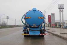 炎帝牌SZD5250GXWED5型吸污车图片