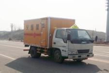 国五江铃爆破器材运输车价格
