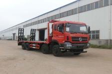 神狐牌HLQ5311TPBD5型平板运输车图片