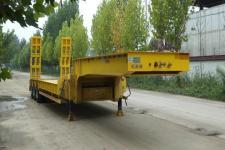曙岳12.5米24.5吨6轴低平板半挂车(DSY9370TDP)