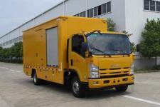 星炬牌HXJ5100XDYQL型电源车