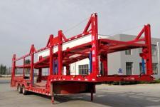 同强13米13.7吨2轴车辆运输半挂车(LJL9220TCL)