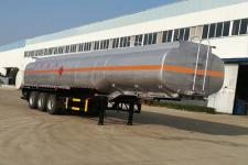神狐12.8米30.7吨3轴运油半挂车(HLQ9406GYY)