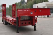同强12米28吨6轴低平板半挂车(LJL9400TDPXZ)