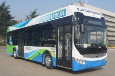 12米|25-40座宇通燃料电池城市客车(ZK6125FCEVG5)
