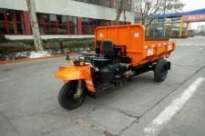 时风牌7YP-1175DA4型自卸三轮汽车