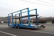 广大鸿远11.1米7.8吨2轴中置轴车辆运输挂车(GHY9152TCL)