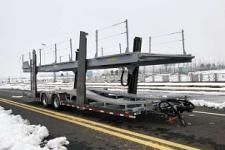 恒信致远10.9米9.2吨2轴中置轴车辆运输挂车(CHX9170TCL)