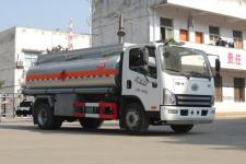 醒狮牌SLS5120GYYC5V型运油车