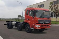 南骏牌NJA3240RPC48V型自卸汽车底盘图片