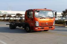 飞碟国五单桥货车底盘140马力0吨(FD1043W67K5)