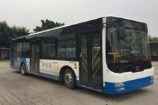 10.5米|20-35座福达插电式混合动力城市客车(FZ6109UFNHEV502)