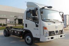 远程国五单桥纯电动货车底盘136马力0吨(DNC1045BEVJ02)