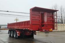 华岳兴9米31.5吨3轴自卸半挂车(FNZ9402ZH)
