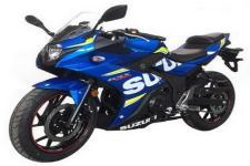 铃木牌GSX250R-A型两轮摩托车图片