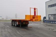 亿拖8米31.5吨3轴平板自卸半挂车(CYT9400ZZXP)