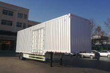 梁山东岳11.2米13吨1轴厢式运输半挂车(CSQ9180XXY)