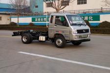 时风牌SSF3042DDJ42-1型自卸汽车底盘图片