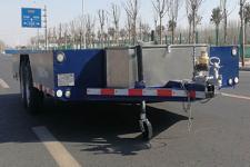 亚中车辆5.4米1.6吨2轴中置轴挂车(WPZ9020)