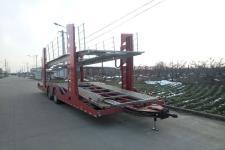 天顺11.2米9.8吨2轴中置轴车辆运输挂车(CHZ9170TCL)