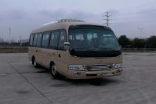 6.6米|10-23座晶马纯电动客车(JMV6660BEV)