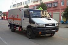 依维柯国五3米1爆破器材运输车