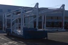 旭达13.6米14吨2轴车辆运输半挂车(CFJ9221TCL)