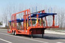 广大鸿远13.6米14吨2轴车辆运输半挂车(GHY9232TCL)