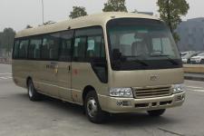 8米|24-32座中植汽车纯电动客车(CDL6800LRBEV2)