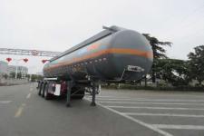 通华11.2米32.2吨3轴腐蚀性物品罐式运输半挂车(THT9400GFWF)