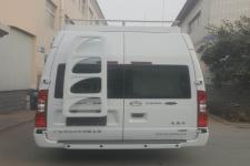 白云牌BY5040XDS型电视车图片
