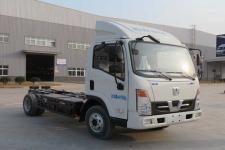 远程国五单桥纯电动货车底盘136马力0吨(DNC1046BEVJ02)