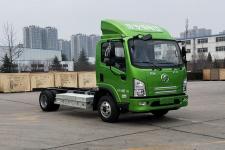 陕汽国五单桥纯电动货车底盘116马力0吨(SX1043EV331L)