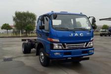 江淮牌HFC3180P91K1C7V-S型自卸汽车底盘图片