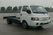 江淮牌HFC1031EV2型纯电动载货汽车底盘图片