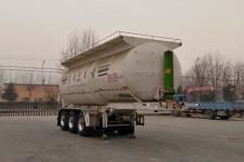 豫前通9.3米31.5吨3轴中密度粉粒物料运输半挂车(HQJ9400GFLHXD)