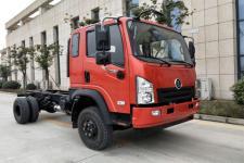 楚风国五单桥货车底盘110马力1735吨(HQG1045GD5)