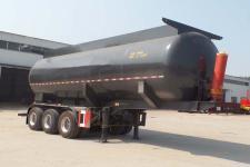 华盛顺翔8.5米31吨3轴中密度粉粒物料运输半挂车(LHS9400GFLHX)