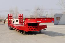 辉煌事业11米25.8吨6轴低平板半挂车(DHH9371TDPXZ)